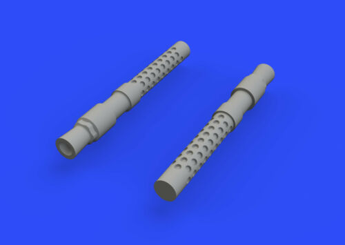 EDUARD BRASSIN 648401 Gun Barrels for Tamiya Kit Bf109G-6 in 1:48