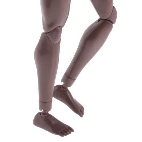 1//6 Action Figure Mann Körper Figuren Männlich Body Scale Modell