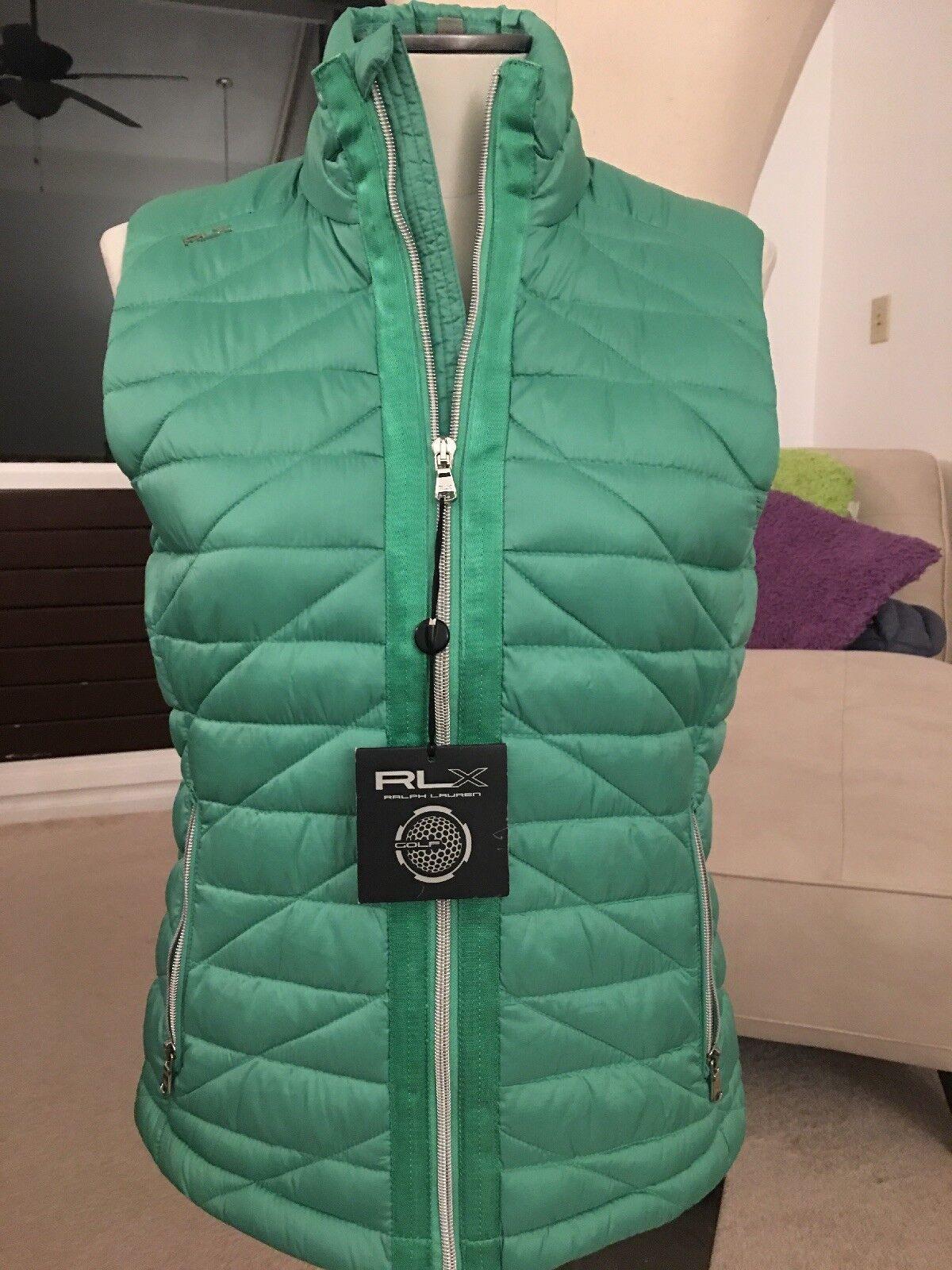 Ralph lauren womens vest small Polo RLX