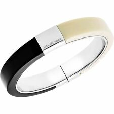MICHAEL KORS Damen Armreif Armband Bracelet MKJ5265040 Farbe: silber schwarz wei