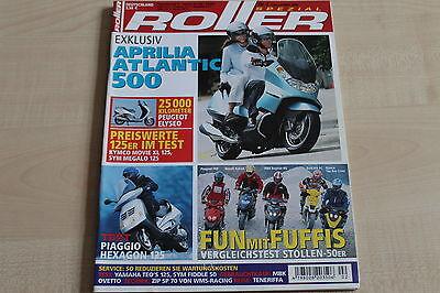 163734 Peugeot Elyseo 25tkm-test Roller Spezial 02/2002 Seien Sie Im Design Neu