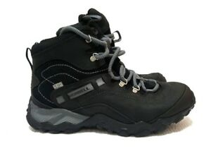 e5dfd4889c1 Details about Merrell Chameleon Shift Traveler Mid Waterproof Hiking Boots  Black Size US 6.5 M