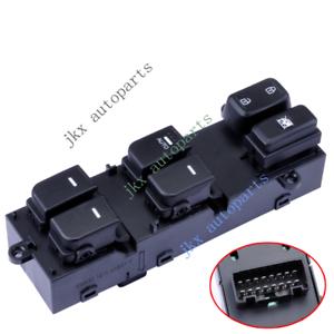 Main Power Window Switch Button j For Kia 2011-2015 Optima K5 OEM 935702T010