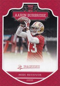 Aaron-Burbridge-2016-Panini-Football-Sammelkarte-Rookie-257