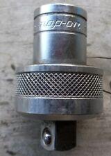 Near Mint Snap On 12 Drive S67 Ratchet Adapter Breaker Bar Torque Wrench