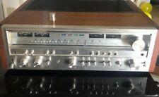 Pioneer SX-980 Reciever Vintage Stereo Woodpanel Radio