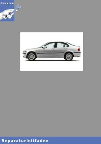 99-06 BMW 3er e46 cabriolet m54-moteur et moteur électrique-Atelier Manuel
