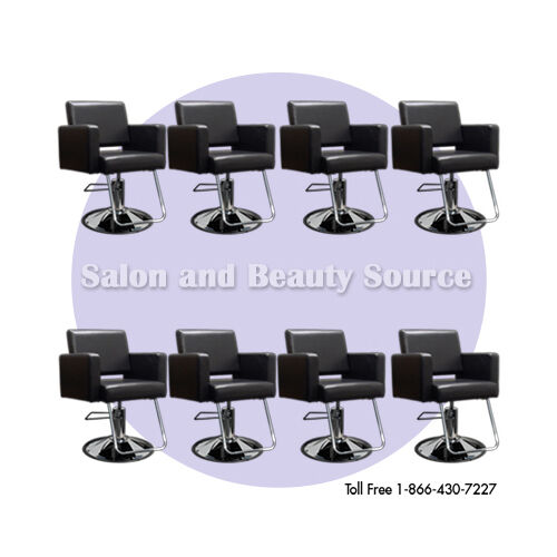 New Salon Spa Package Beauty Styling Cutting Chairs
