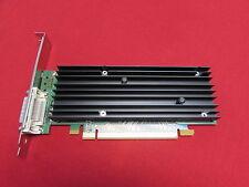 HP QUADRO NVS 290 256MB PCI-E FULL HEIGHT VIDEO CARD 454319-001 456137-001