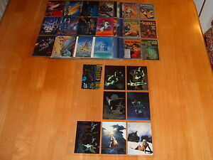 set-of-90-Comic-Images-1995-More-Than-Battlefield-Earth-rare-subset-cards