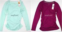 Maternity Top Long Sleeve Shirt Tee Liz Lange Size Sz Xs S M L Xxl