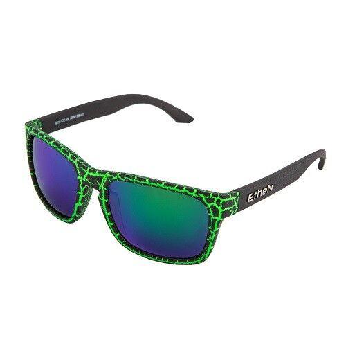 GLASSES GLASSES GREEN blackLENTI LENS GREEN ETHEN IC0125