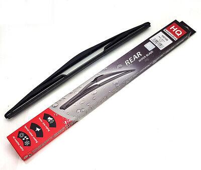 Front /& Rear kit of Aero Flat Windscreen Wiper Blades AD22-627|HQ10A
