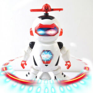 c0d3a1eb2e21 Dancing-Rotate-Toys-For-Boys-Robot-Kids-Toddler-2-3-4-5-6-7-8-Years ...