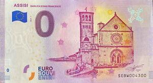 BILLET-0-EURO-BERGAMO-CITTA-ALTA-ITALIE-2019-NUMERO-4300