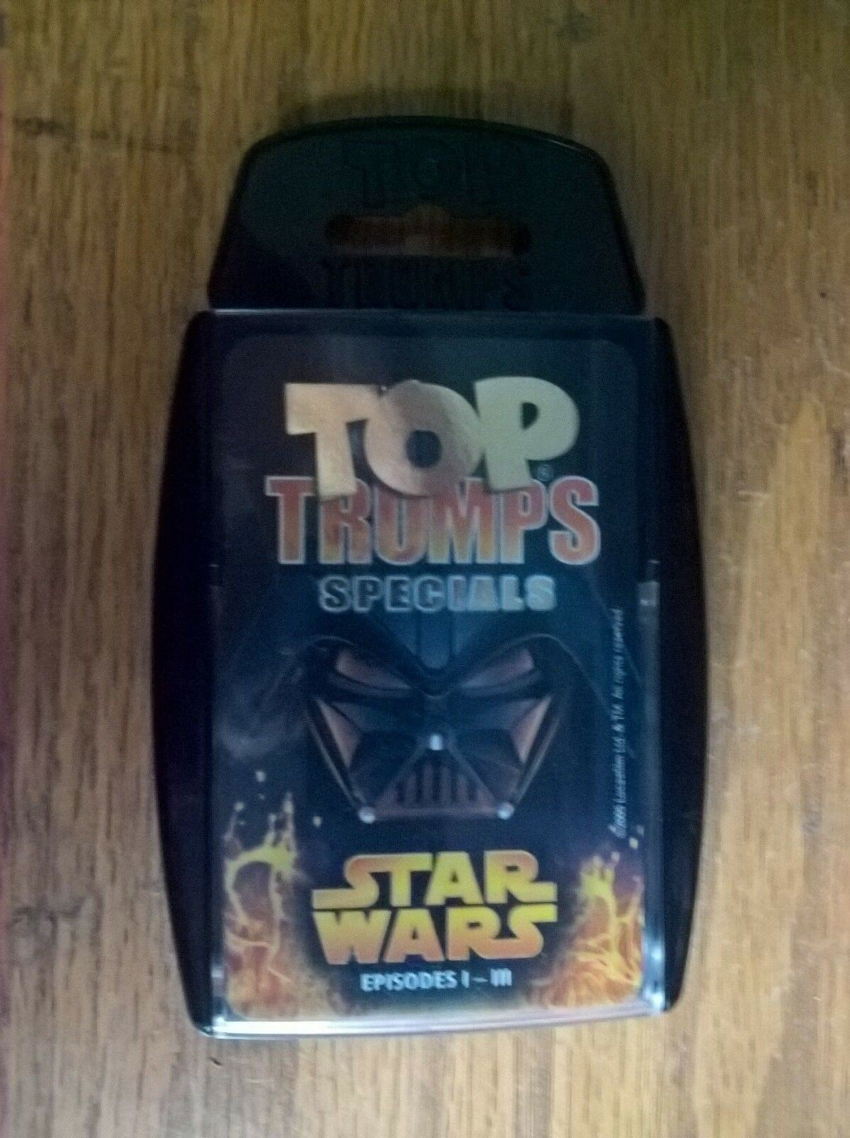 Top Trumps Specials card game set  Wars Star Wars  Episodes I-III dc255a
