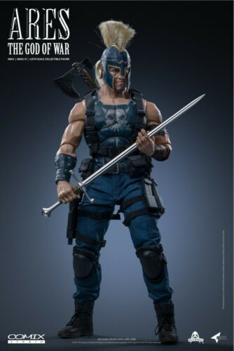 "Ai-4 Aidol 4 12/"" Gladiator Ares Mars Action Figure 1:6 Man Soldier Art Figures"