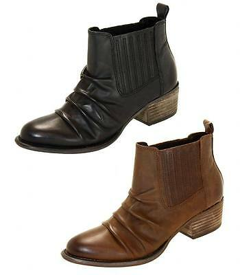 RMK HUSK WOMENS/LADIES LEATHER ANKLE BOOTS/SHOES/FLATS/FASHION ON EBAY AUSTRALIA