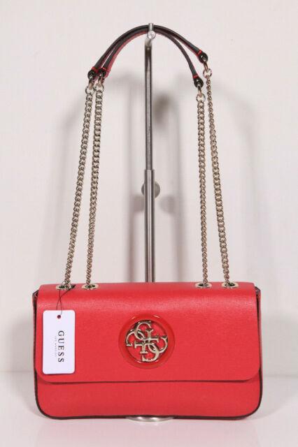 Borsa a Tracolla Guess Shoulder Bags Open Road Donna Vg718621 Cipria