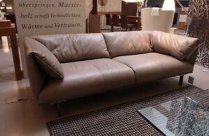 poltrona frau sofa john john leder kamel lp eur ebay. Black Bedroom Furniture Sets. Home Design Ideas