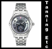 & Genuine Wenger Swiss Army Standard Issue Mens Watch 79008