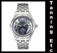 & Genuine Wenger Swiss Army Standard Issue Mens Watch 79008