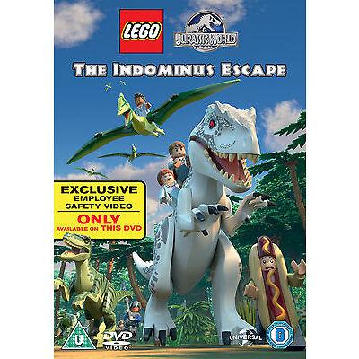 LEGO Jurassic World: The Indominus Escape [DVD]