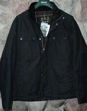 5fa6c36cf95 Barbour Wax Jacket Coat GLAMIS Navy Mwx1243ny92 UK Sizing Extra Large XL