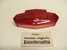 "Original Italian ""C.E.V"" Lambretta Cento / J Range Rear Light Lens Mint N.O.S"