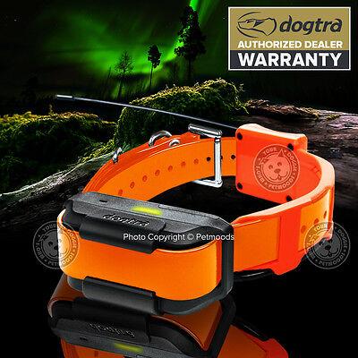 Dogtra New Pathfinder TRX GPS-Only Additional Orange Dog Collar Hunting Tracking