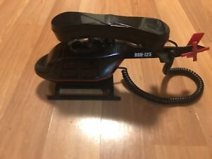 Vintage-Rare-Novelty-Helicopter-Chopper-Telephone-Read-Description