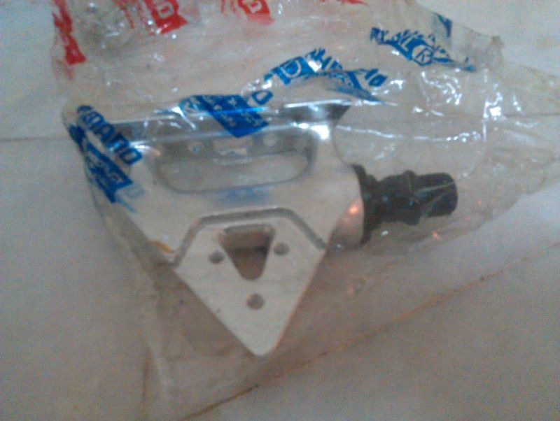 New NOS Shimano PD-A550 Road Toe clip pedals Rare Unopened Tri Fixie Commuter