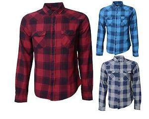 New-Mens-Smith-and-Jones-EXEDRA-Casual-Long-Sleeve-Check-Shirt-Cotton-S-XL