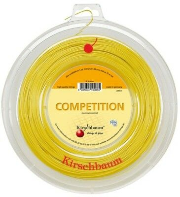 (0,42 €/m) Kirschbaum Competition 200 M Corde Tennis- Aroma Fragrante