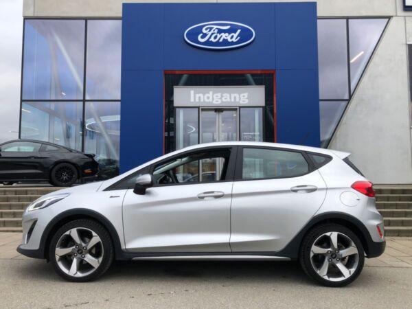 Ford Fiesta 1,0 SCTi 140 Active I - billede 2
