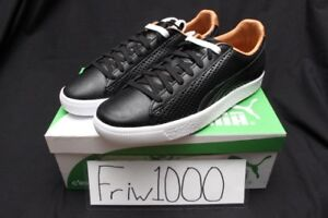 new products 596d8 efc15 Details about PUMA CLYDE COLORBLOCK 2 - PUMA BLACK 36383302