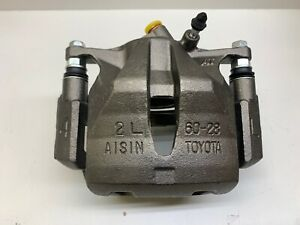 For 1992-1996 Toyota Camry Front Left Driver Side Zinc Disc Brake Caliper