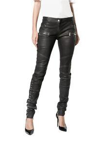 Women-039-s-Leather-Pant-Genuine-Lambskin-Slim-fit-Skinny-Stylish-Leather-Pant-WP22
