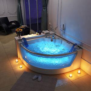 Home Deluxe Whirlpool Badewanne Pool Duschen Baden Freistehend