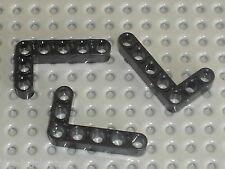 LEGO TECHNIC black beam liftarm bent ref 32526 / sets 8109 8285 8145 8297 8466