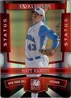 2010 Donruss Matt Harvey 46 Baseball Card