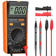 Proster Lcd Bm4070 Lcr Meter Self Discharge Capacitance Inductance Resistance