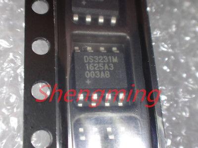 10PCS DS3231 DS3231M SOP-8
