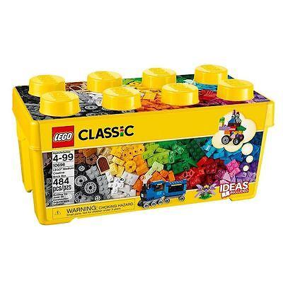 LEGO Classic Creative Bricks Medium Box (484)