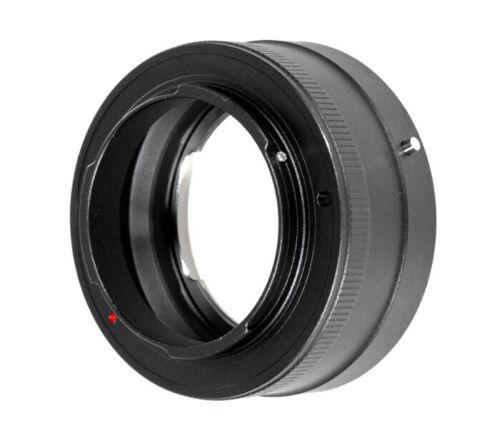 Objektivadapter für Minolta MD//SR Objektive an Sony Kamera mit E-Mount