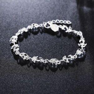 rosa-schmuck-frauen-manschette-armband-versilbert-kette-armband-crystal-fox