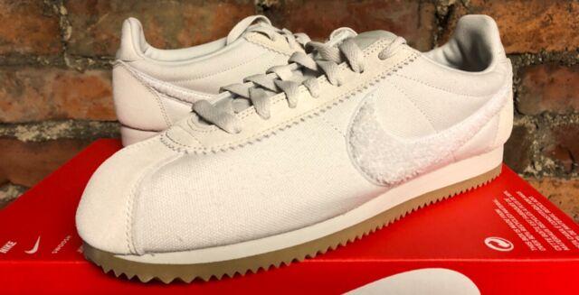 Nike Classico Cortez Se UK10 US11 EUR45 Luce Osso Gomma Marrone 902801 007