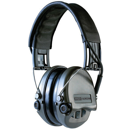 MSA Sordin Supreme Pro IV. Jagd/Jagd Headset