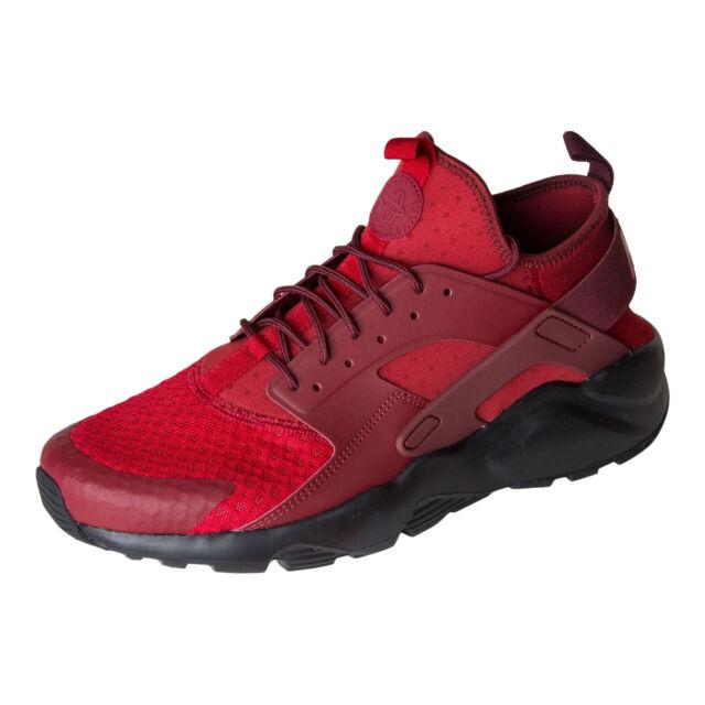 77cf8f025ef5f4 ... spain nike air huarache run ultra red trainers size 11 bnib unused rrp  af8d4 20e3d