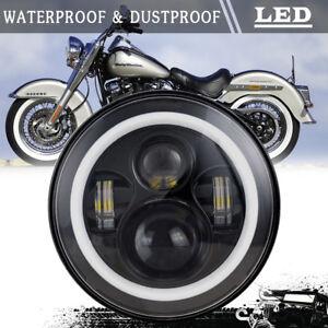 7 Dot 60w Led Headlight Fit Ducati Monster 1000 600 620 695 750 800